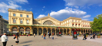 Gare de l'Est Stock Photo