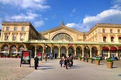 Gare de l'Est Fotos de archivo libres de regalías