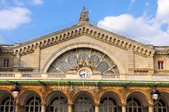 Gare de l'Est Image libre de droits