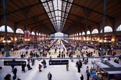 Gare de l'Est - Eastern Railway Station Royalty Free Stock Image