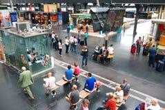 Gare de l'Est, París Fotos de archivo libres de regalías