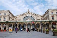 Gare de l'Est Paris Fotografering för Bildbyråer
