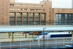 Gare de la Part-Dieu Stock Photography