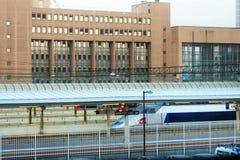 Gare de la Partie-Dieu Photographie stock