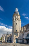 Gare de La Rochelle - France Royalty Free Stock Photography