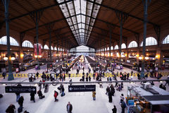 Gare de l'Est - Eastern Railway Station Royalty Free Stock Image