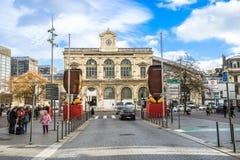 Gare De Lille Flandres Stock Photos