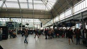 Gare de Lyon Stock Image