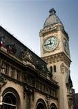 Gare de Lyon em Paris Imagem de Stock Royalty Free