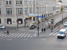 Gare de Lyon Stock Photography