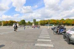 Gare de más l'est - París Fotografía de archivo