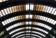 Gare de Milan Image stock
