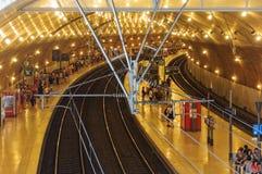 Gare De Monaco Photographie stock libre de droits