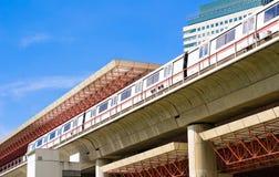 Gare de MRT Photographie stock libre de droits