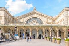 Gare de París-Est Imagenes de archivo
