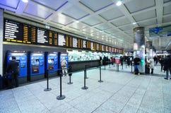 Gare de Penn Images stock