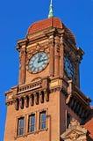 Gare de rue principale, Richmond, VA images stock