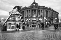 Gare de sud de Boston photographie stock libre de droits