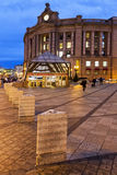 Gare de sud de Boston photo libre de droits