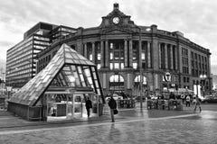 Gare de sud de Boston images stock