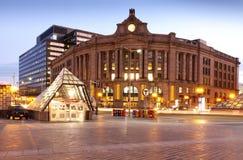 Gare de sud de Boston photos stock