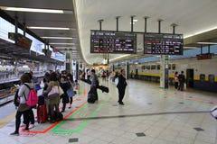 Gare de Tokyo Photo stock