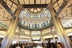 Gare de Tokyo Photographie stock libre de droits