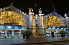 Gare de Tours. In France Stock Image