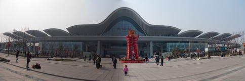 Gare de Wuhan Photo stock