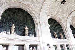 Gare des syndicats Photographie stock libre de droits