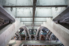 Gare do Oriente Royalty-vrije Stock Afbeeldingen