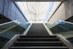 Gare do Oriente Stock Afbeelding