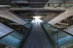 Gare do Oriente Royalty-vrije Stock Foto's