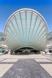 Gare Do Oriente Royalty Free Stock Image