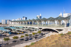 Gare do Oriente Royalty Free Stock Image