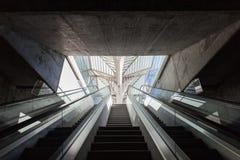 Gare do Oriente Stock Photography
