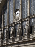 Gare du Nord Royalty Free Stock Image
