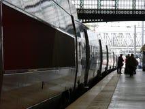 Gare du Nord en París Imágenes de archivo libres de regalías