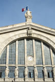 Gare du Nord Royalty Free Stock Images