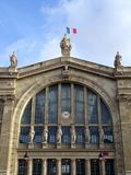 Gare du Nord #3 Stock Images