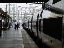 Gare du nord París Fotografía de archivo