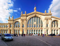 Gare du Nord, Paris Images stock