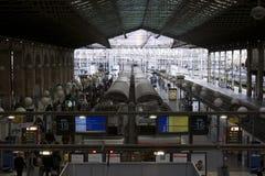 Gare du nord paris framce Royalty Free Stock Image