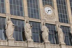 Gare du nord, Paris Stock Photos