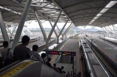 Gare du sud de Guangzhou Photo libre de droits