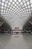 Gare du sud de Guangzhou Photo stock