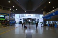 Gare ferroviaire d'aéroport de Kansai Photographie stock