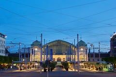 Gare ferroviaire de Bâle Photographie stock