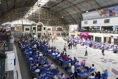 Gare ferroviaire de Bangkok Photographie stock libre de droits