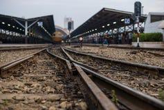 Gare ferroviaire de Bangkok Photo libre de droits
